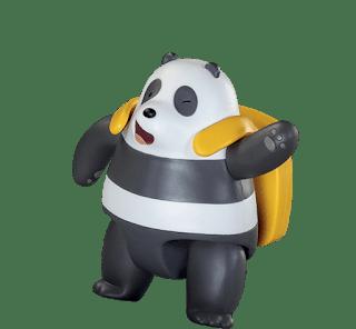 McDonald's 即日起送出全新We Bare Bears 玩具!8种不同款式,一定要 ...